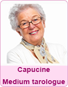 Capucine : Medium tarologue